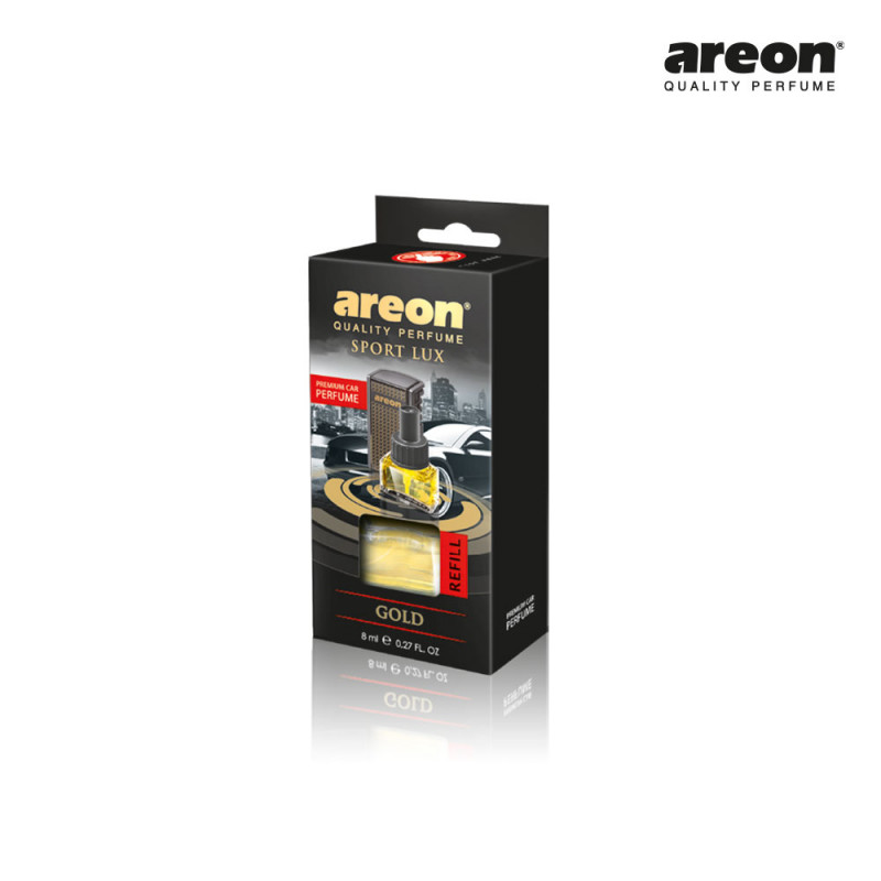AREON CAR PAINEL BLACK BOX GOLD REFIL
