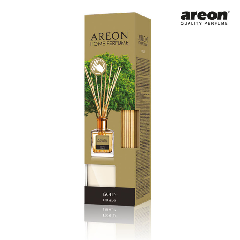 AREON HOME PERFUME STICKS 150ML LUX GOLD