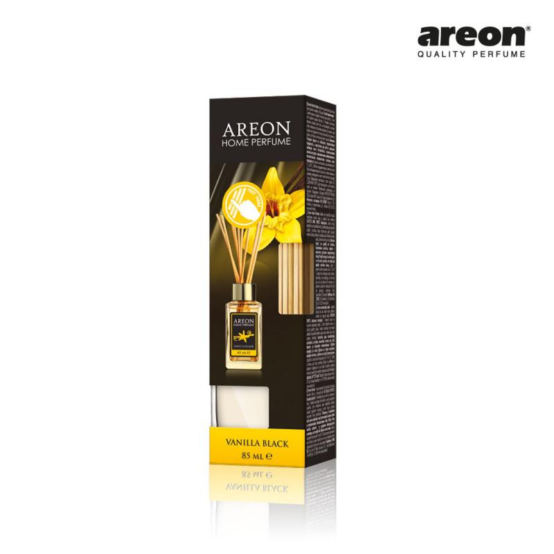 AREON HOME PERFUME STICKS 85ML VANILLA BLACK