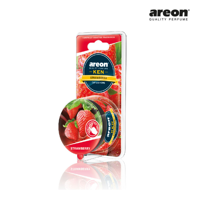AREON KEN BLISTER STRAWBERRY