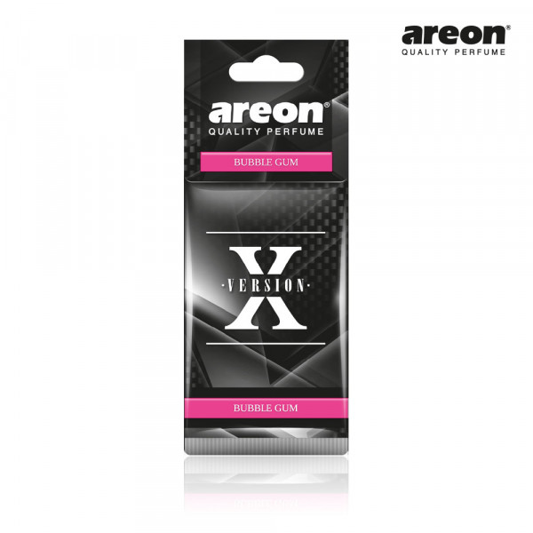 AREON X VERSION BUBBLE GUM GOMA DE MASCAR