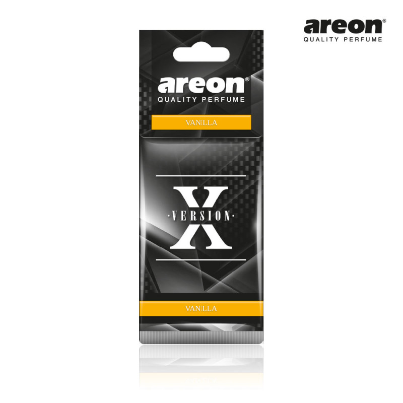 AREON X VERSION VANILLA BAUNILHA